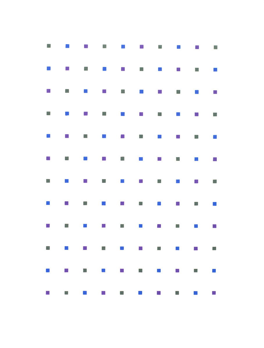 Miriam_Salamander_51-Purpurviolett-Kobaltblau-Chromoxydgruen-stumpf