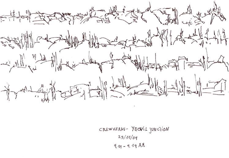 Crewkerne - Yeovil