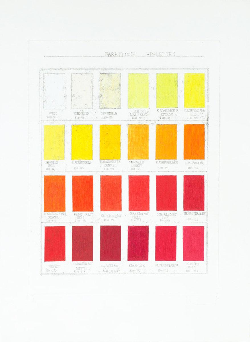 Farbstudie I