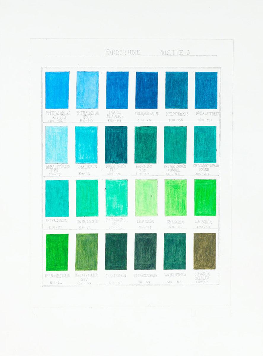 Farbstudie III
